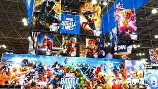 New York Comic Con 2018, Cosplay and Comics at NYCC
