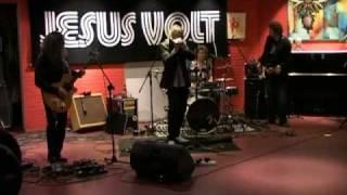 Jesus Volt- Voodoo in a motel room live at Blues Moose radio
