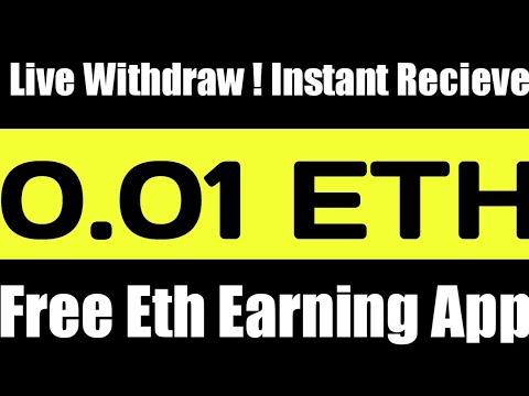 New Free Ethereum Eth Earning App Site 2020 | Earn Ethereum ...