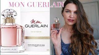 Guerlain Mon Guerlain Perfume Review