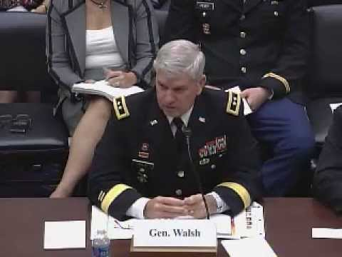 Water Resources Hearing: A Review of the United States Army Corps of Engineers Chief