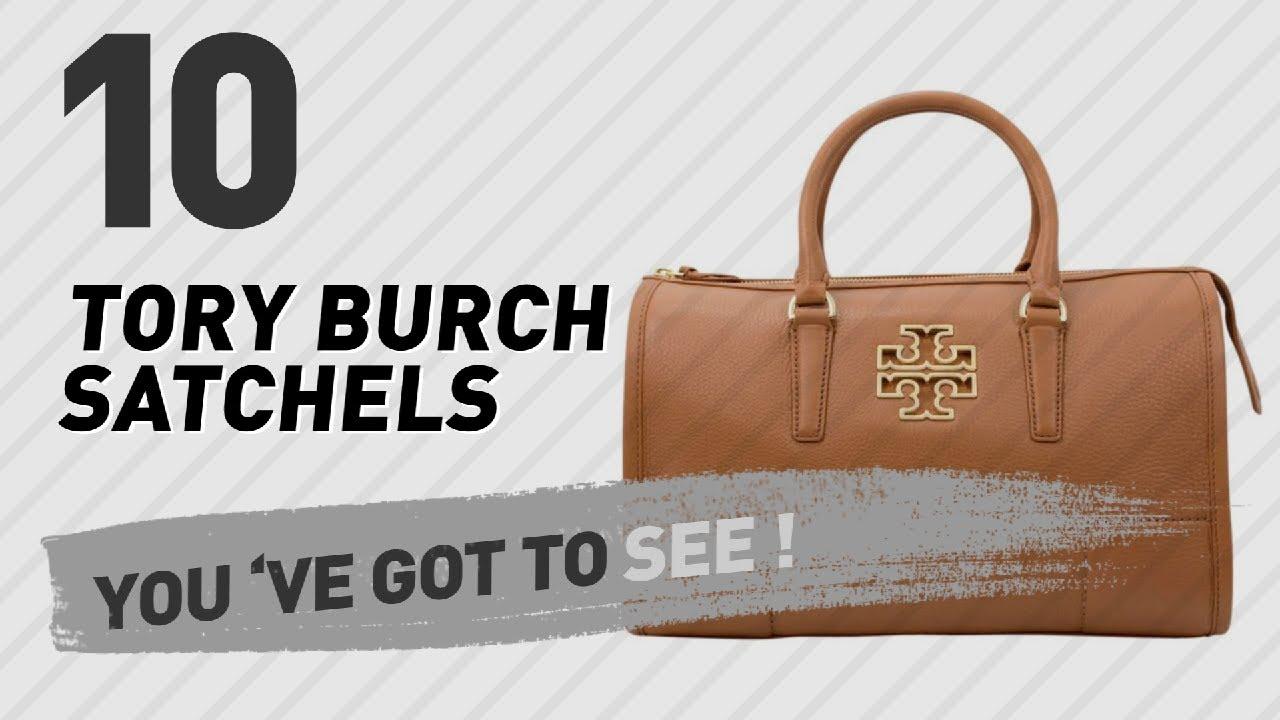 536ca40b1cc Tory Burch Satchels    New   Popular 2017 - YouTube