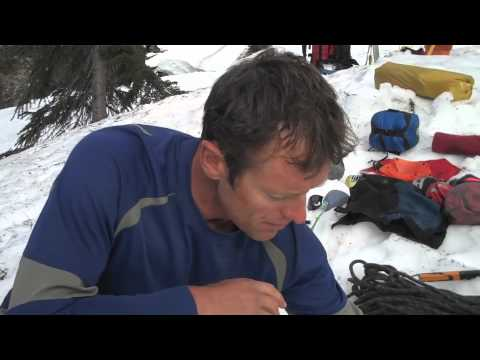 Packing For An Overnight Alpine Ascent