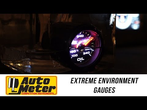 In the Garage™ with Parts Pro™: AutoMeter Extreme Environment Gauges