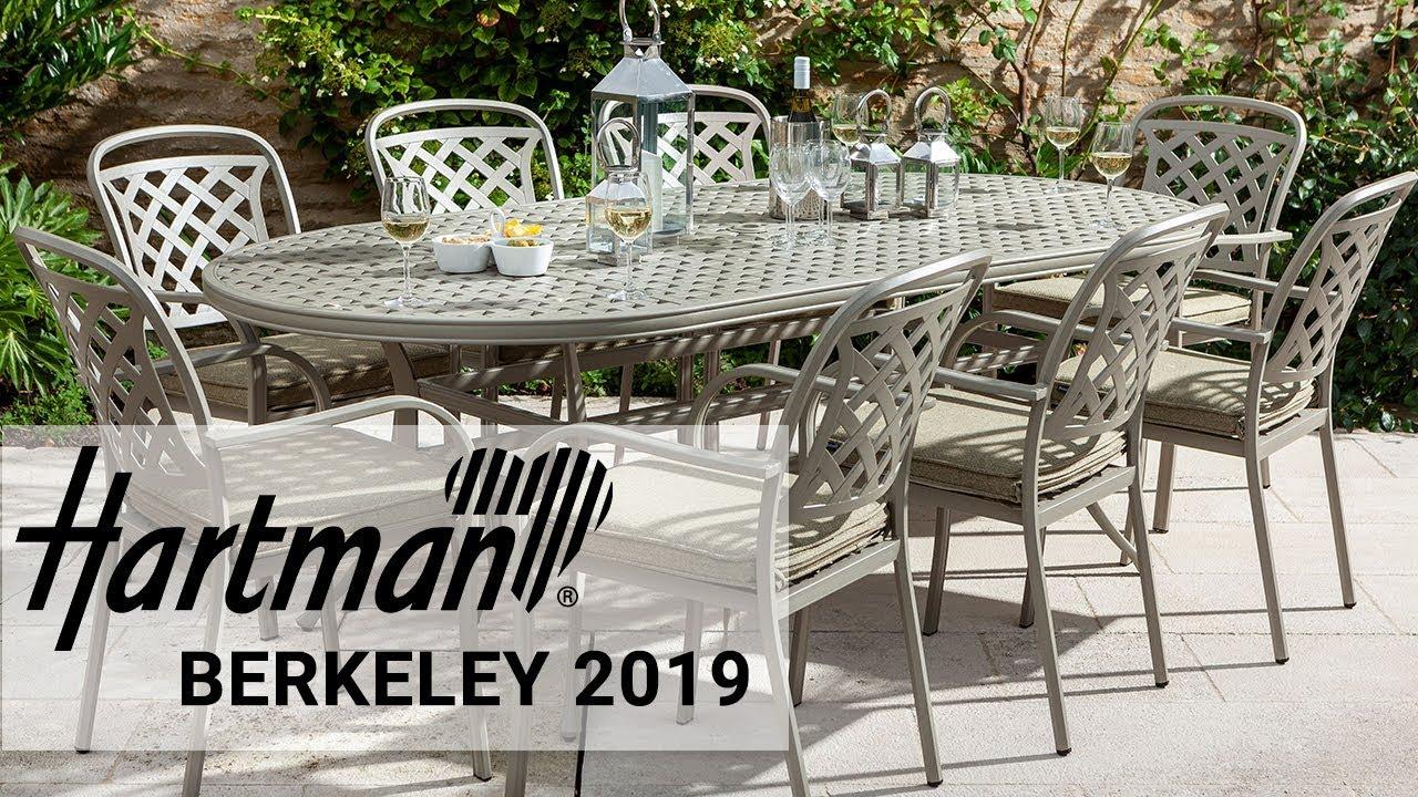 Hartman Berkeley 7 Garden Furniture Set - A Closer Look At