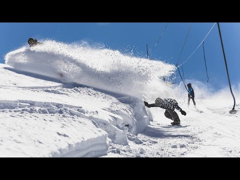 A Resort Sessions Teaser –  Valle Nevado, Chile | TW SNOWboarding video