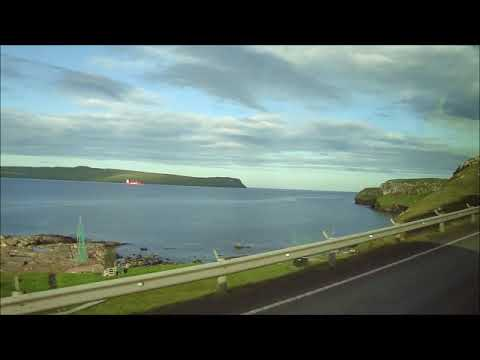 Bus Trip Faroe Islands