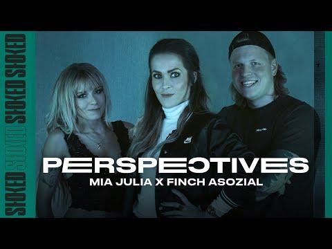Zwischen Swinger-Club, Liebe & Masturbation: Mia Julia & Finch Asozial | Perspectives