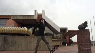 Dance Video in そこそこダンス振付コピー:普通系 野猿の『太陽の化石...