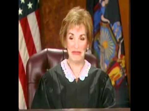 Youtube Poop: Judge Judy episode - YouTube