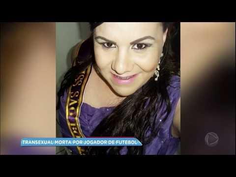 Transexual é morta pelo namorado jogador de futebol