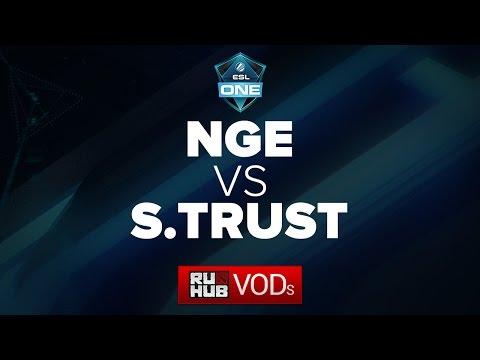 N.Generation -vs- SiG.Trust, ESL One Manila 2016, SEA Quals, Quarterfinal, game 2