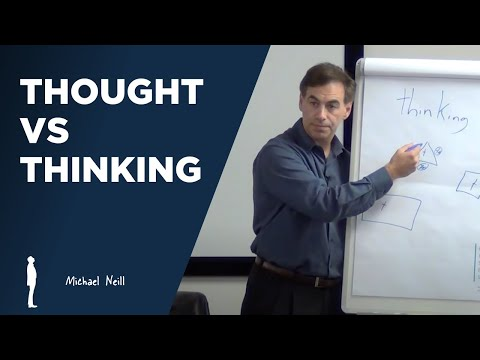 Coaching from the Inside Out: Thought vs Thinking