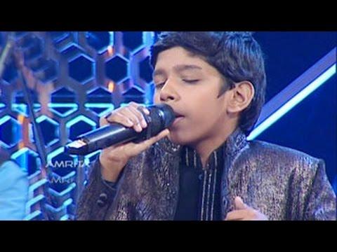 Super Star Junior- 5 | Amal Roy Singing - Baharon Phool Barsao