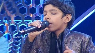 Super Star Junior- 5 | Amal Roy Singing - Baharon Phool Barsao