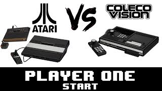 Atari vs Colecovision Which was better? - Player One Start