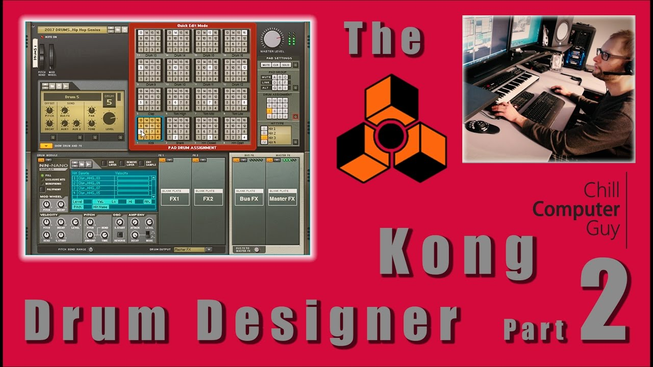 Reason 10 tutorial - The Sequencer (2/10) - YouTube