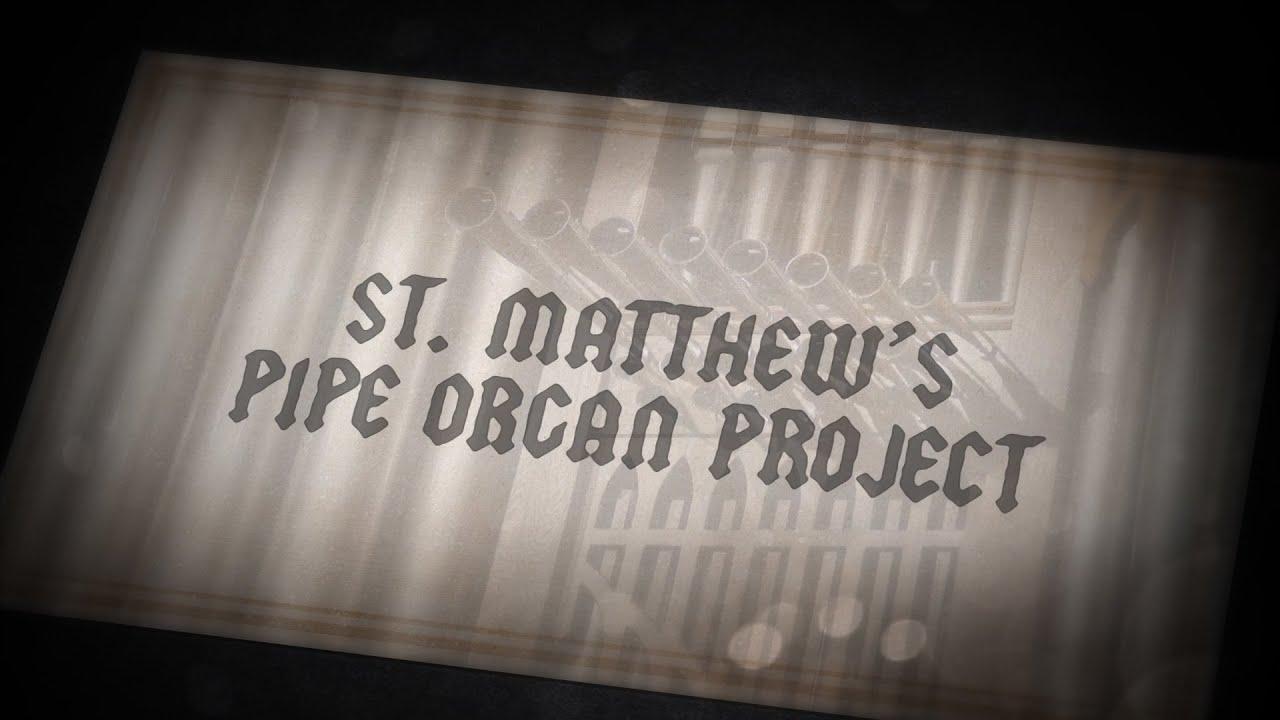 Schlicker Pipe Organ - St  Matthew's Evangelical Lutheran Church