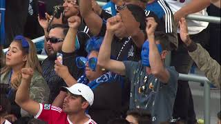 Reliving the Quakes 2015 Home Opener