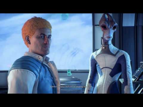 Mass Effect Andromeda Talk to Tann After Eos
