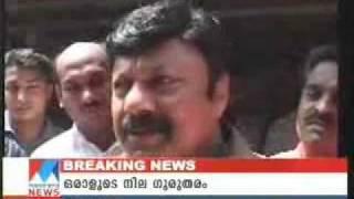 Malayalam movie actor sreenath died
