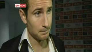 FRANK LAMPARD GOES BONKERS!! RANT ON RADIO PRESENTER