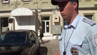 Самый страшный день инспектора ДПС  ⁄ Истукан на дороге