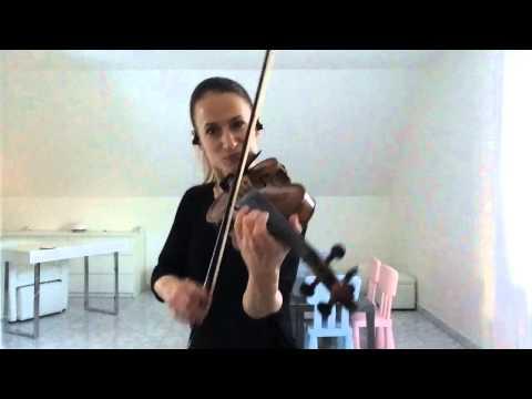 Thunderstruck AC/DC (Céline Prussel, violoniste)