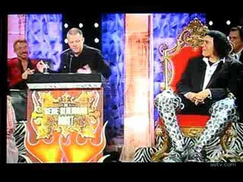 Watch The Gene Simmons Roast Full Episode - aetv.com