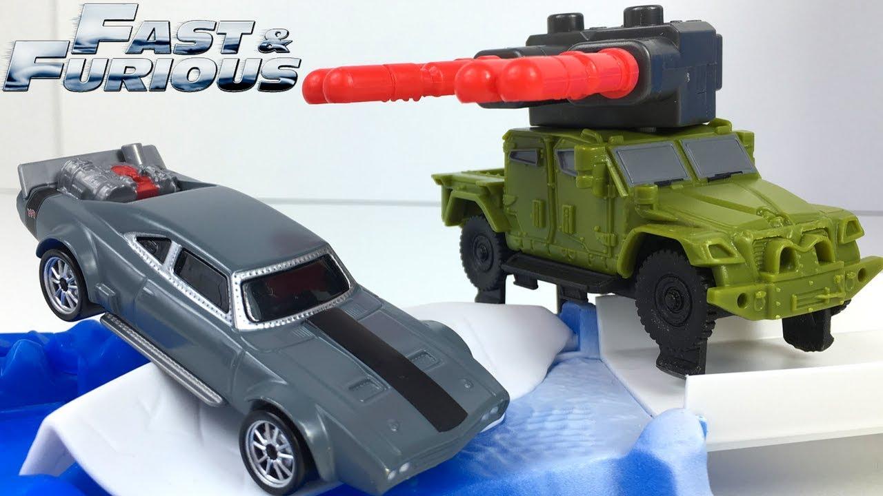 Mit FastFurious Caricatore Frozen ghiaccio F8 Missile Attack di Lightning QrtdCxhs