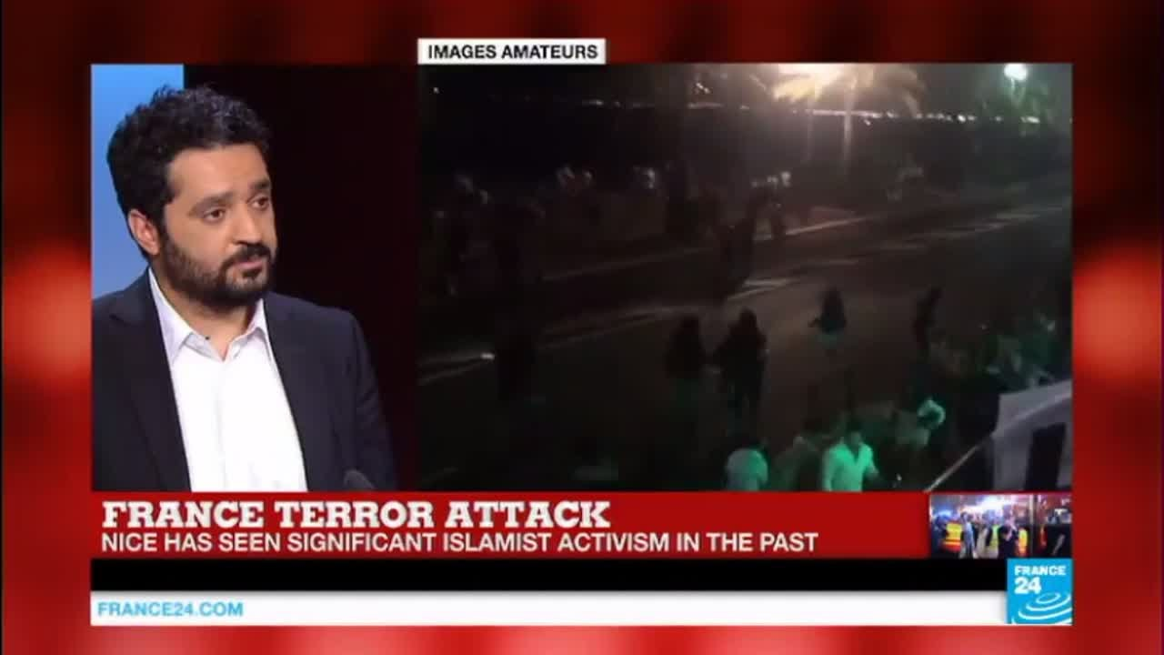Nice Attack Attacker Was 31 Year Old Franco Tunisian Youtube