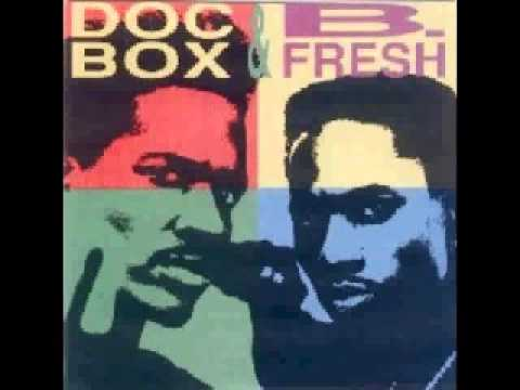 Doc Box & B Fresh - nu jack 1990