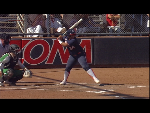 College softball's all-time home run leaders