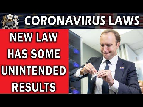 New Coronavirus Regulations Are A Legal Mess