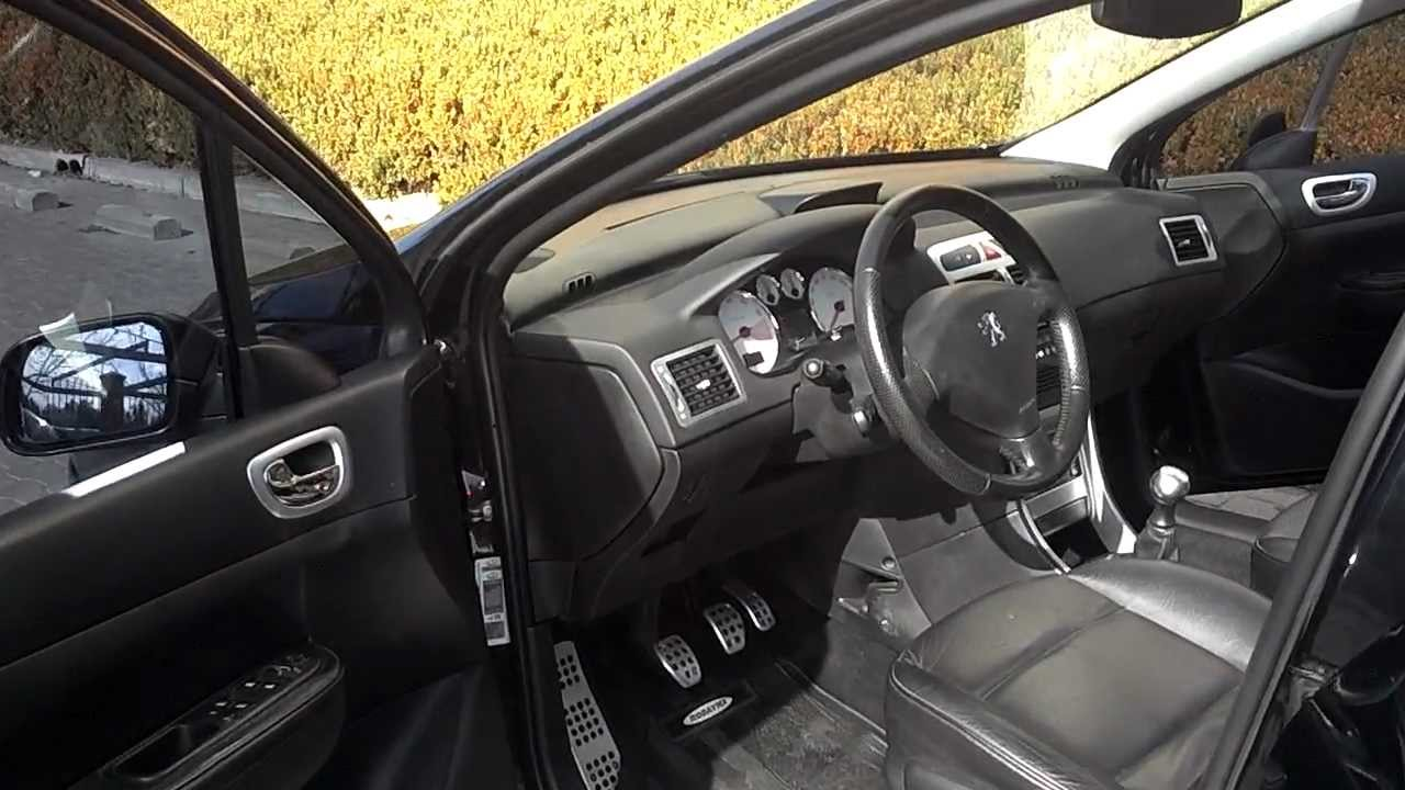peugeot 307 xs premium 2 0 143cv venta youtube. Black Bedroom Furniture Sets. Home Design Ideas
