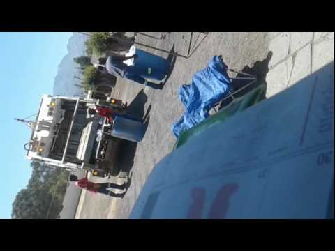 Tulbagh western cape best garbage prank