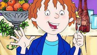 Horrid Henry - Horrid Dinner | Cartoons for Children