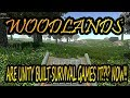 New Early Access Survival Game! WoodLands! Another Unity Build!