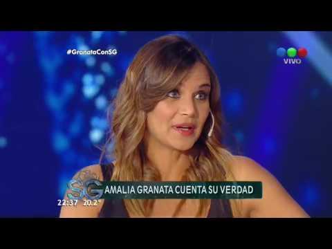Amalia Granata en el living de Susana (Completo) - Susana Giménez thumbnail