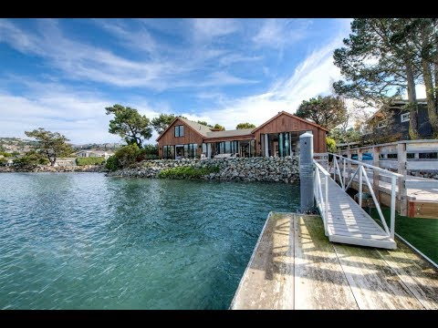 Elegant Waterfront Residence in Belvedere, California   Sotheby's International Realty