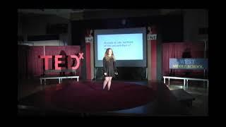 An Anxious World   Jordan Campos   TEDxWestMiddleSchool