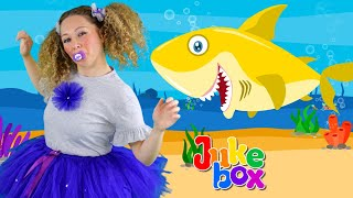 Baby Shark Song | Nursery Rhymes Dance + Sing and Learn