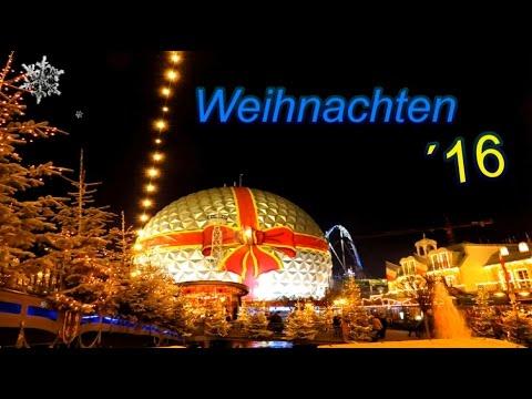 Weihnachten 2016 (Europapark, Gleitschirmflug, Silvester)