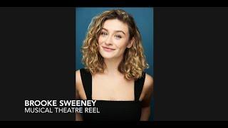 Brooke Sweeney - Musical Theatre Reel