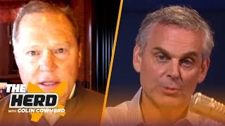 Scott Boras joins Colin Cowherd to discuss the possibility of baseball returning | MLB | THE HERD