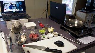 Around The Kitchen Table - Steak Diane