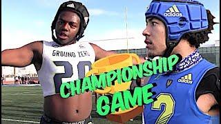 🔥 Championship Game | Ground Zero v FSP Adidas | 7v7 Adidas West Coast Invitational