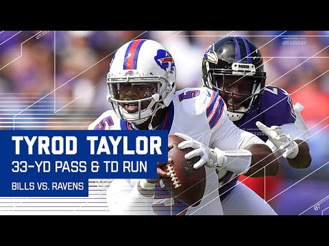 Tyrod Taylor