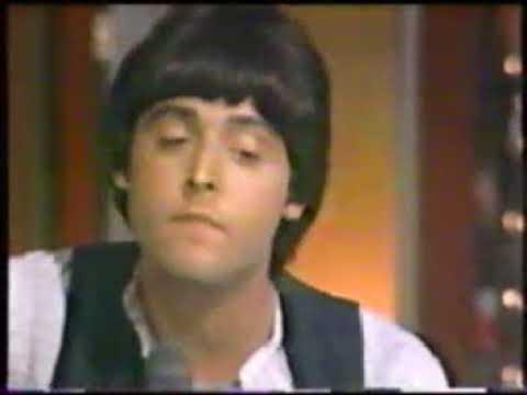 Mitch Weissman of 1970s Beatlemania Broadway Play