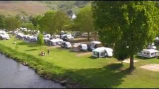 Mosel Camping Holländischer Hof 2010 deel 1
